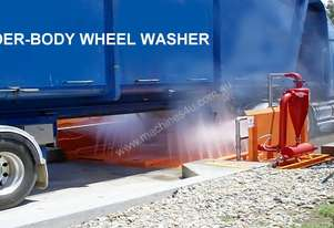 Thorough Clean Underbody Wheel Washer