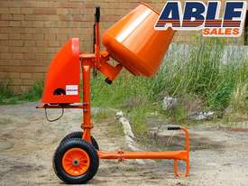 Cement Mixer 2.2 Cubic FT 450 Watt - picture3' - Click to enlarge