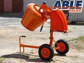 Cement Mixer 2.2 Cubic FT 450 Watt - picture11' - Click to enlarge