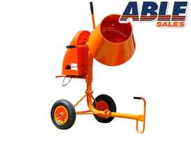 Cement Mixer 2.2 Cubic FT 450 Watt - picture0' - Click to enlarge