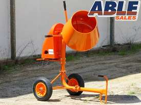 Cement Mixer 2.2 Cubic FT 450 Watt - picture2' - Click to enlarge