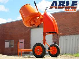 Cement Mixer 2.2 Cubic FT 450 Watt - picture4' - Click to enlarge