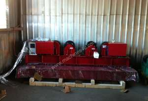 pipe rollers 30 ton