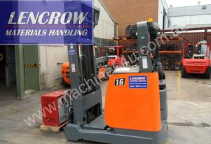 For rent late model reach trucks