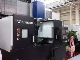 Hyundai Wia Vertical CNC Turning Centres - picture0' - Click to enlarge