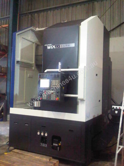 Hyundai Wia Vertical CNC Turning Centres