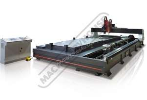 BPL-H Industrial CNC Plasma Cutting Table Range 2200 x 6400 ~ 4200 x 28800mm Please Refer to Table f