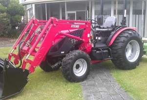 TYM 50 Hp Tractor 4 in 1 LOADER package