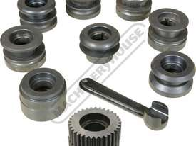 IK-1.2 Swage and Jenny - Manual  1.2mm Mild Steel Thickness Capacity Includes 9 Sets Of Rolls - picture4' - Click to enlarge