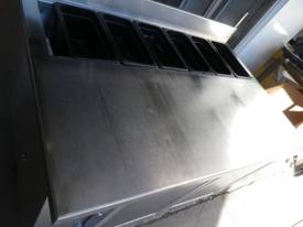 Cold Food Display - Prep Bench and Underbar Fridge - picture2' - Click to enlarge