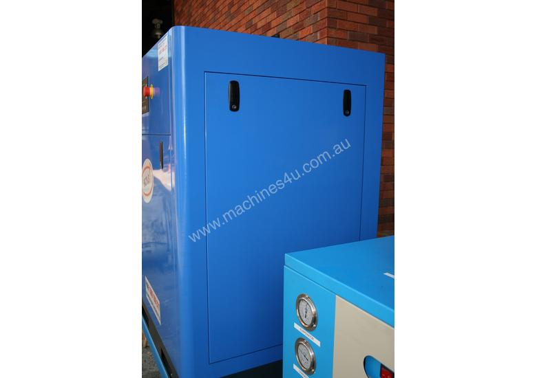 GERMAN SCREW - 30HP COMPRESSOR TANKS DRYER FILTERS
