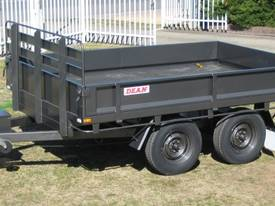 No. 9HD Tandem Axle Utility Trailer