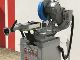 Industrial Mitre Cutting 350mm Coldsaw, Stand & Coolant - Made in Taiwan - picture0' - Click to enlarge