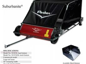 ESTATE LAWN SWEEPER - picture0' - Click to enlarge