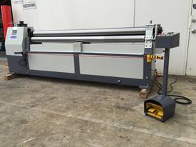 2500mm x 3mm Roller With End Stub Rollers - picture8' - Click to enlarge