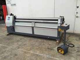 2500mm x 3mm Roller With End Stub Rollers - picture6' - Click to enlarge