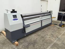 2500mm x 3mm Roller With End Stub Rollers - picture7' - Click to enlarge