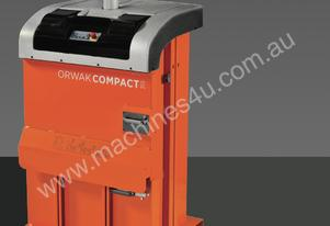 Compact ORWAK Baler - BUY NOW or PAY AS YOU SAVE