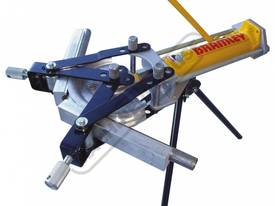 Bramley Manual Hydraulic Tube Bender - Round  - picture0' - Click to enlarge