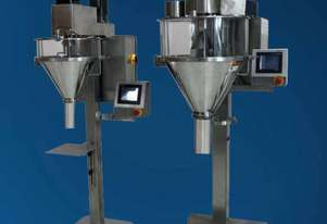 Auger Filler: Vertical: For Dry Product