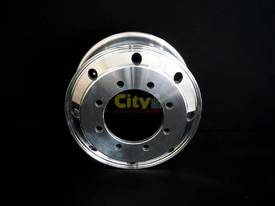 8/275 7.5x19.5 Polished Alloy Rim - picture1' - Click to enlarge