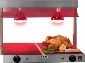 F.E.D. TC-2F Double Carving Plate Warming Plate - picture1' - Click to enlarge