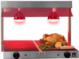 F.E.D. TC-2F Double Carving Plate Warming Plate - picture0' - Click to enlarge