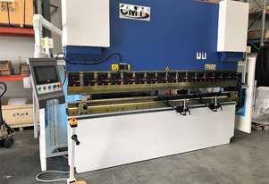 CMT 135 TON | 3200MM LENGTH | 2 AXIS | HYDRAULIC PRESS BRAKE | 2D CNC AUSSIE CONTROLLER