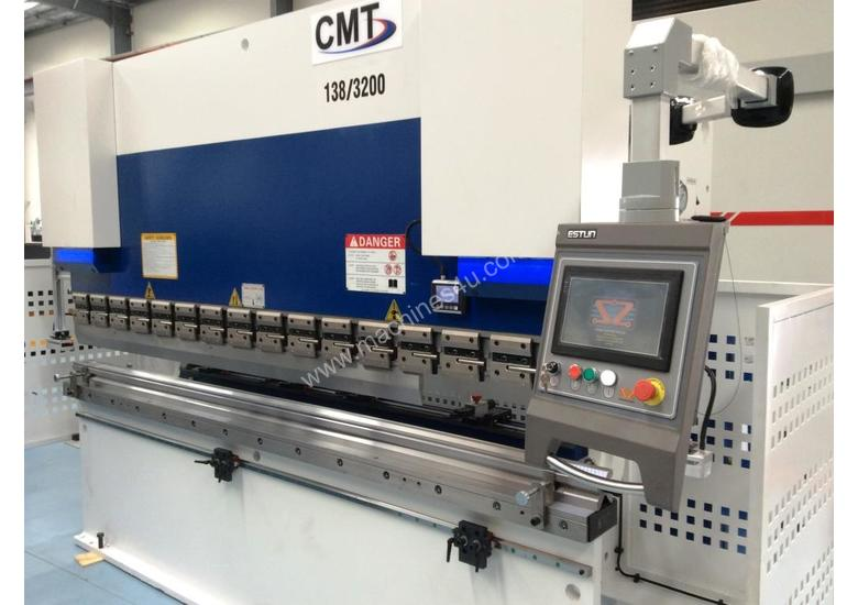 CMT  Press Brake and I-ConPress Brake controller