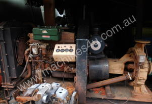 K/L 125x100x500 high pressure pump and hino engine