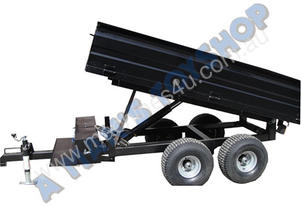 TIPPER TRAILER 2TON 4 WHEEL HYDRAULIC