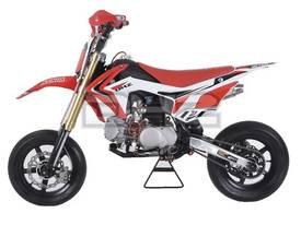 DHZ Outlaw 160LR Motard Standard-Bike All Terrain