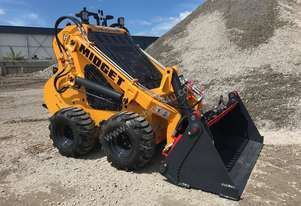 PACKAGE SALE - New 2018 MIDGET MINI WHEEL LOADER MWL8