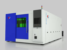 CNC Fiber Laser Cutting Machine SWING 1000W - picture2' - Click to enlarge