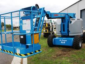 2015 Genie Z-34/22ic 4WD Diesel Knuckle Boom Lift