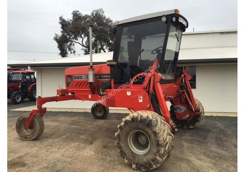 Massey Ferguson 220 Windrowers Hay/Forage Equip