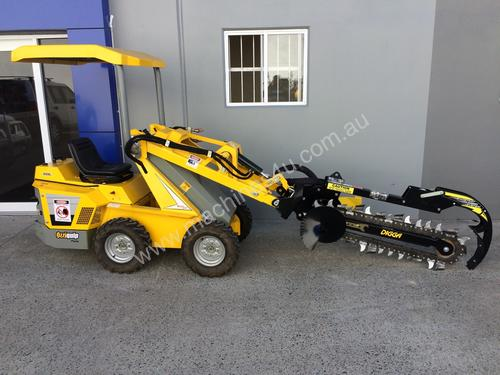 Delivery AU Trenchers Package Skidsteer PUMA NEW
