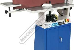 Slik 7.0b Oscillating Belt Sander Includes Cabinet Stand 150mm Belt Width