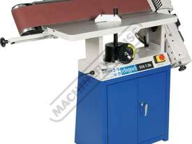 Slik 7.0b Oscillating Belt Sander Includes Cabinet Stand 150mm Belt Width - picture2' - Click to enlarge