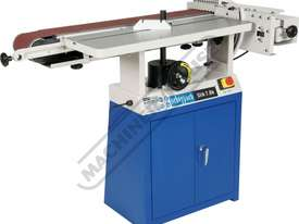 Slik 7.0b Oscillating Belt Sander Includes Cabinet Stand 150mm Belt Width - picture3' - Click to enlarge
