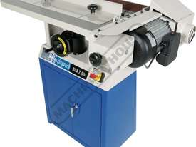 Slik 7.0b Oscillating Belt Sander Includes Cabinet Stand 150mm Belt Width - picture5' - Click to enlarge