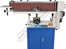 Slik 7.0b Oscillating Belt Sander Includes Cabinet Stand 150mm Belt Width - picture6' - Click to enlarge
