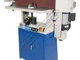 Slik 7.0b Oscillating Belt Sander Includes Cabinet Stand 150mm Belt Width - picture7' - Click to enlarge