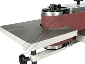 Slik 7.0b Oscillating Belt Sander Includes Cabinet Stand 150mm Belt Width - picture12' - Click to enlarge
