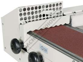 Slik 7.0b Oscillating Belt Sander Includes Cabinet Stand 150mm Belt Width - picture19' - Click to enlarge