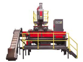 Rosler Continuous Conveyor - picture0' - Click to enlarge