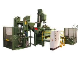 Rosler Continuous Conveyor - picture3' - Click to enlarge