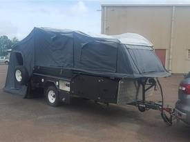 2015 Alliance Campers Chariot Dual Fold Camper tra