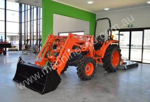 2017 Kioti EX50 Loader 4in1 PRICE REDUCED