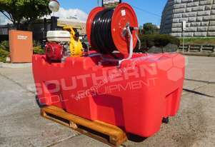 Fire Fighting Unit 425L/Min  800 L With Hose reel